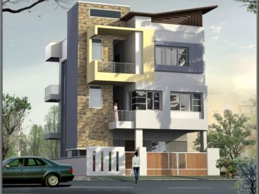 Best Elevation designers in Bangalore, Key Concepts interiors